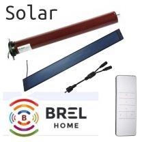 Solar accumotor Brel ombouwpakket