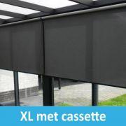 Rolgordijnen XL Cassette